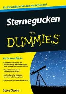 Steve Owens: Sternegucken für Dummies, Buch