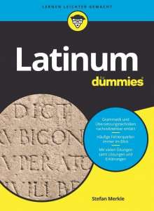 Stefan Merkle: Latinum für Dummies, Buch