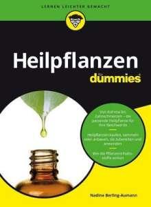 Nadine Berling-Aumann: Gesünder leben mit Heilpflanzen für Dummies, Buch