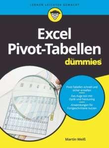 Martin Weiß: Excel Pivot-Tabellen für Dummies, Buch