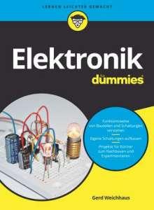 Gerd Weichhaus: Elektronik für Dummies, Buch