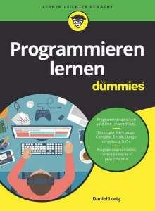 Daniel Lorig: Programmieren lernen für Dummies, Buch