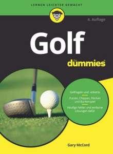 Gary Mccord: Golf für Dummies, Buch