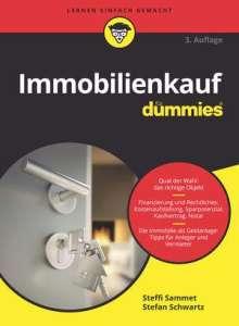 Steffi Sammet: Immobilienkauf für Dummies, Buch
