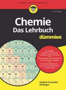 Stefanie Ortanderl: Chemie für Dummies. Das Lehrbuch, Buch