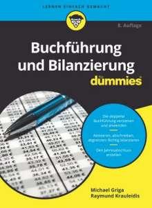 Michael Griga: Buchführung und Bilanzierung für Dummies, Buch