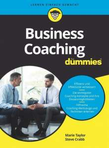 Marie Taylor: Business Coaching für Dummies, Buch