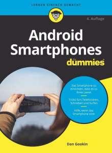 Dan Gookin: Android Smartphones für Dummies, Buch