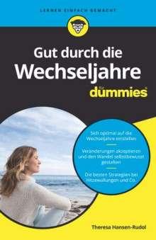 Theresa Hansen-Rudol: Gut durch die Wechseljahre für Dummies, Buch