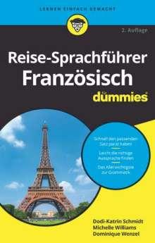 Dodi-Katrin Schmidt: Sprachführer Französisch für Dummies, Buch