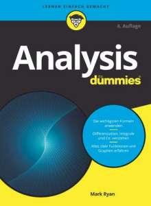 Mark Ryan: Analysis für Dummies, Buch