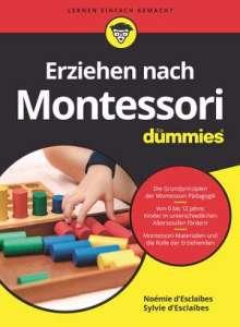 Noémie D'Esclaibes: Erziehen nach Montessori für Dummies, Buch
