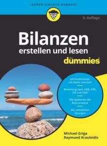Michael Griga: Bilanzen erstellen und lesen für Dummies, Buch