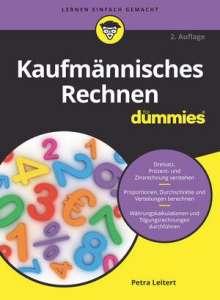 Petra Leitert: Kaufmännisches Rechnen für Dummies, Buch