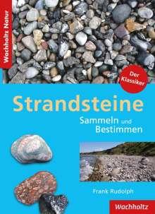 Frank Rudolph: Strandsteine, Buch