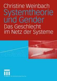 Christine Weinbach: Systemtheorie und Gender, Buch