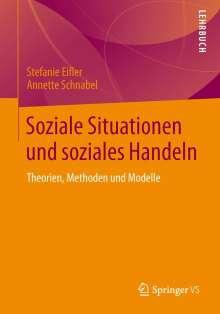 Stefanie Eifler: Soziale Situationen, Buch