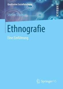Stefan Thomas: Ethnografie, Buch