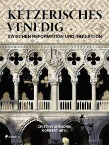 Cristina Gregorin: Ketzerisches Venedig, Buch