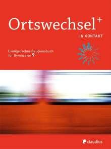 Ortswechsel PLUS 9 - In Kontakt, Buch