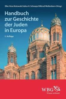 Handbuch zur Geschichte der Juden in Europa, Buch