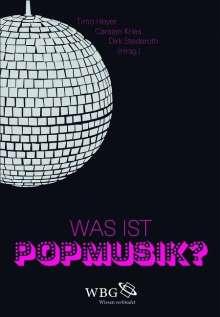 Was ist Popmusik?, Buch