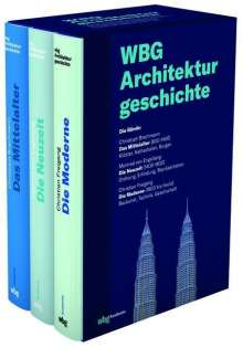 Christoph Brachmann: WBG Architekturgeschichte, Buch