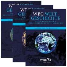 wbg Weltgeschichte, Buch