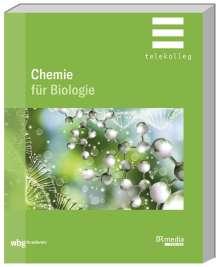 Anita Bach: Chemie für Biologie, Buch