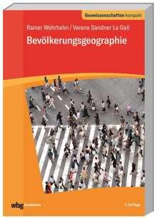 Rainer Wehrhahn: Bevölkerungsgeographie, Buch
