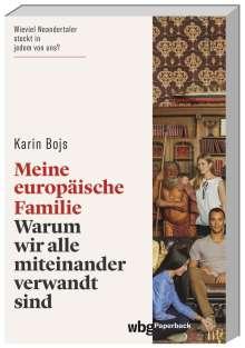 Karin Bojs: Meine europäische Familie, Buch