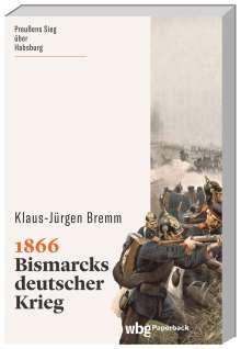 Klaus-Jürgen Bremm: 1866, Buch