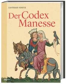 Lothar Voetz: Der Codex Manesse, Buch