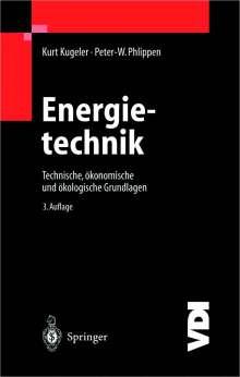 Kurt Kugeler: Energietechnik, Buch