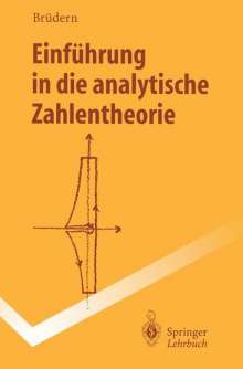 Jörg Brüdern: Einführung in die analytische Zahlentheorie, Buch