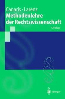 Claus-Wilhelm Canaris: Methodenlehre der Rechtswissenschaft, Buch