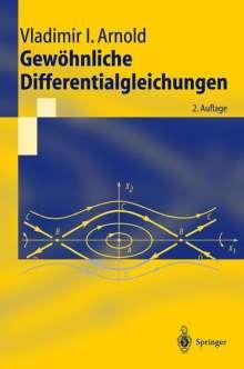 Vladimir I. Arnold: Gewöhnliche Differentialgleichungen, Buch