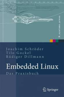 Joachim Schröder: Embedded Linux, Buch