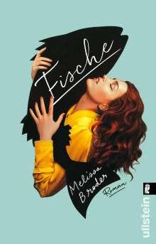 Melissa Broder: Fische, Buch