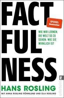 Hans Rosling: Factfulness, Buch