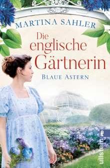 Martina Sahler: Die englische Gärtnerin - Blaue Astern, Buch