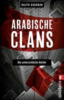 Ralph Ghadban: Arabische Clans, Buch