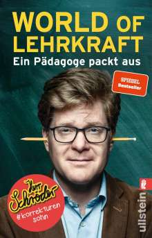 Herr Schröder: World of Lehrkraft, Buch