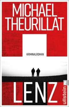 Michael Theurillat: Lenz, Buch