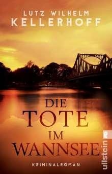 Lutz Wilhelm Kellerhoff: Die Tote im Wannsee, Buch