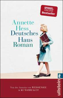 Annette Hess: Deutsches Haus, Buch