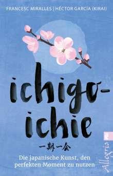 García (Kirai), Héctor: Ichigo-ichie, Buch