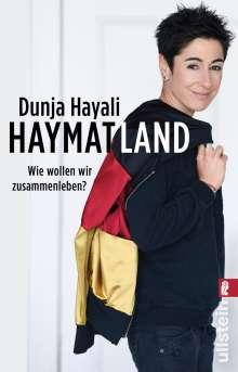 Dunja Hayali: Haymatland, Buch