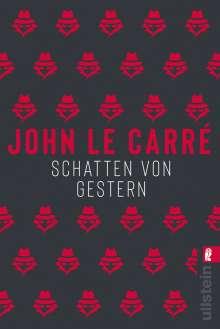John le Carré: Schatten von gestern, Buch