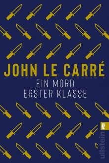John le Carré: Ein Mord erster Klasse, Buch